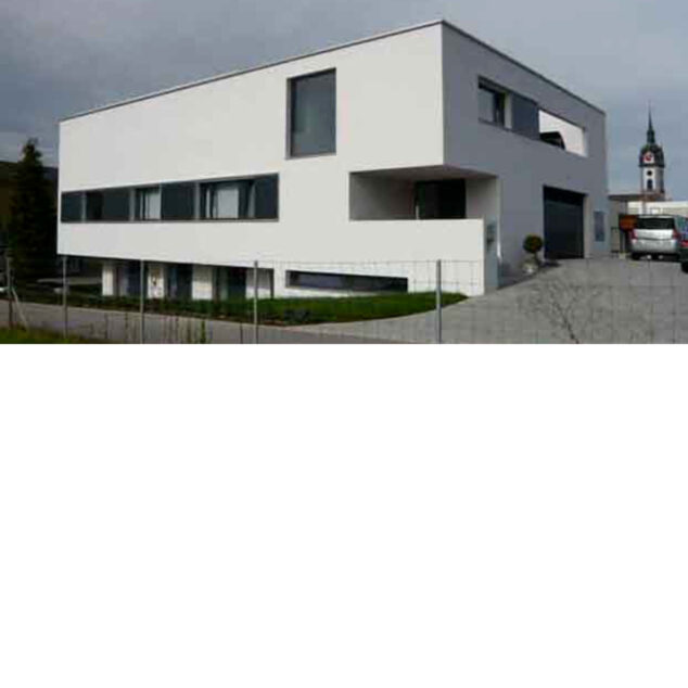 Wohnhaus Dagmersellen