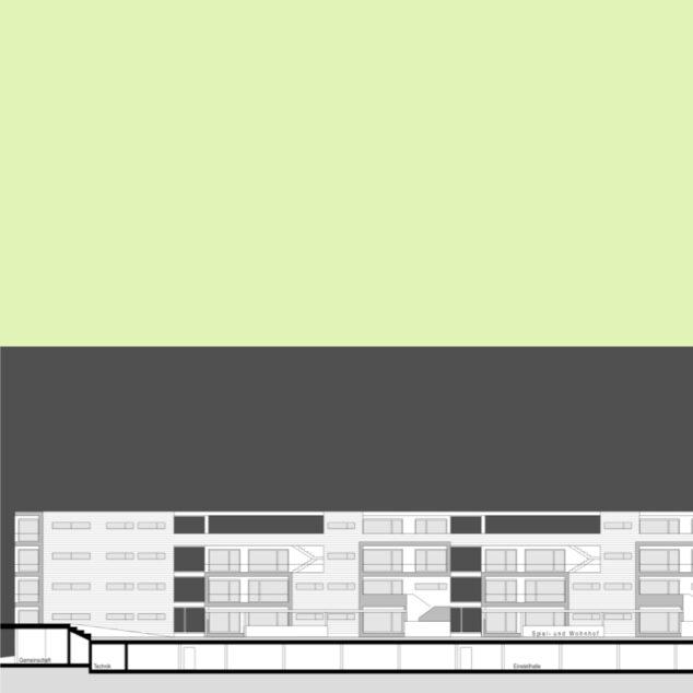 PW Wohnsiedlung Schürmatt