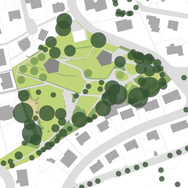 Überbauung Wettsteinpark