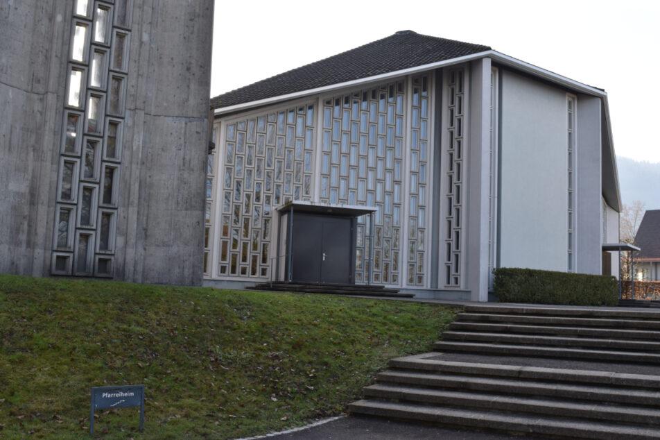 Kirche Oberwil