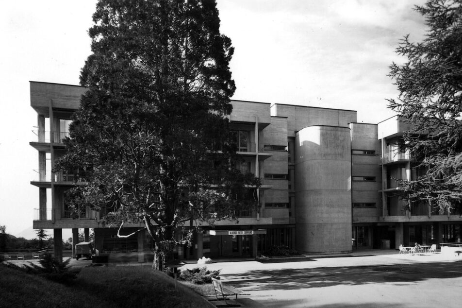Kurhaus Serpiano